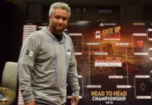 William Pinheiro wins Event #25 of the Ante Up World Championship