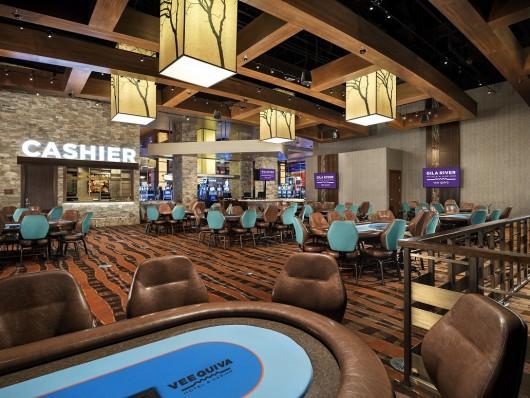 Gila River Hotels & Casinos – Vee Quiva - Ante Up Poker Tour
