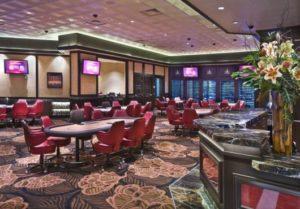 Atlantis Casino Resort Spa poker room