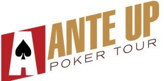 Ante Up Poker Tour logo
