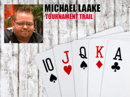 Michael Laake poker strategy