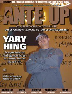 Ante Up Poker Magazine November 2019