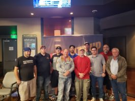 Ante Up Winter Poker Classic Event #2 final table