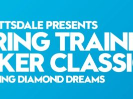 Spring training poker classic